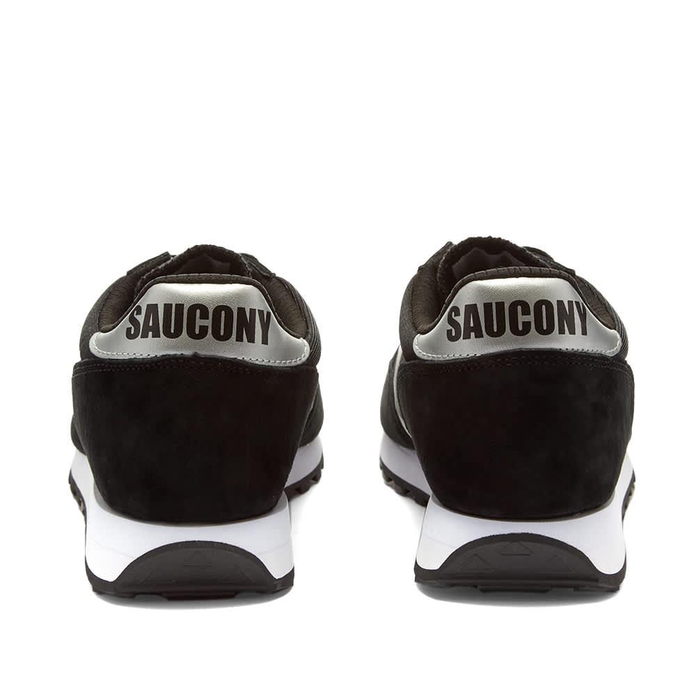 Saucony Jazz '81 - Black & Silver