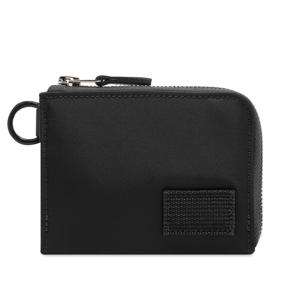 Sacai x Porter Nylon Wallet - Black