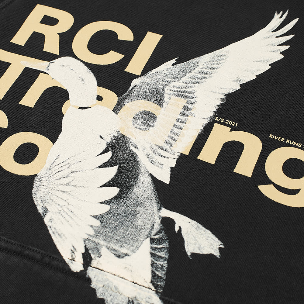 Reese Cooper RCI Duck Print Hoody - Black