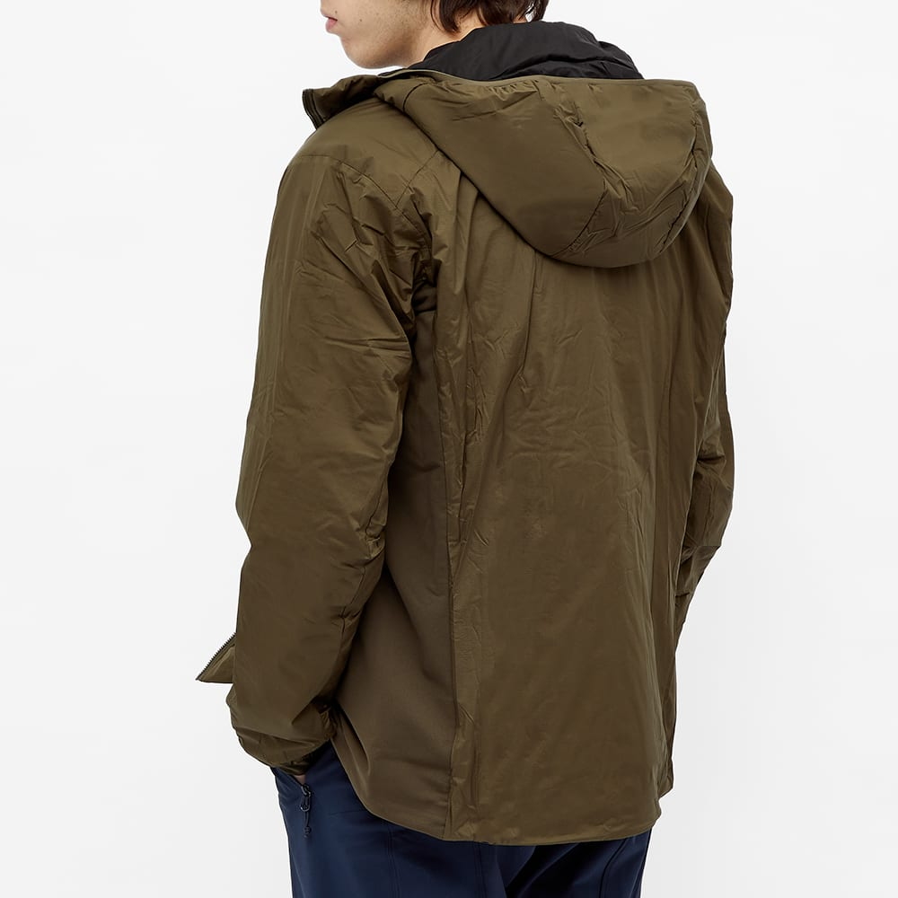 Arc'teryx Atom LT Packable Hooded Jacket - Dracaena Olive