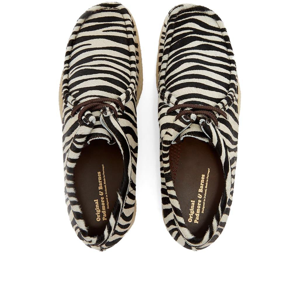 Padmore & Barnes P204 The Original - Zebra Ponyskin