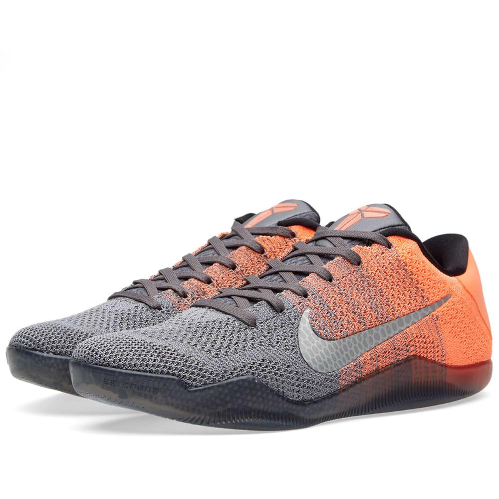 Nike Kobe XI Elite Low Dark Grey