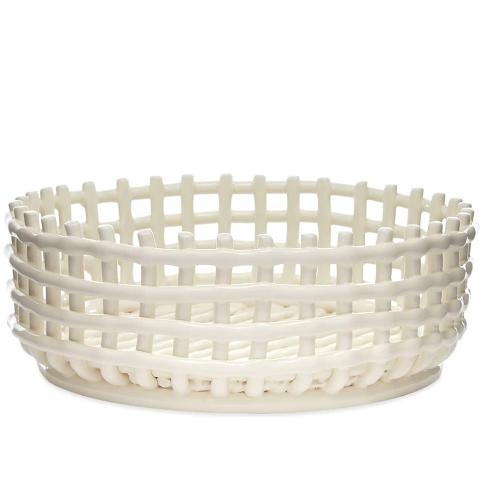 Ferm Living Ceramic Centrepiece - Off White