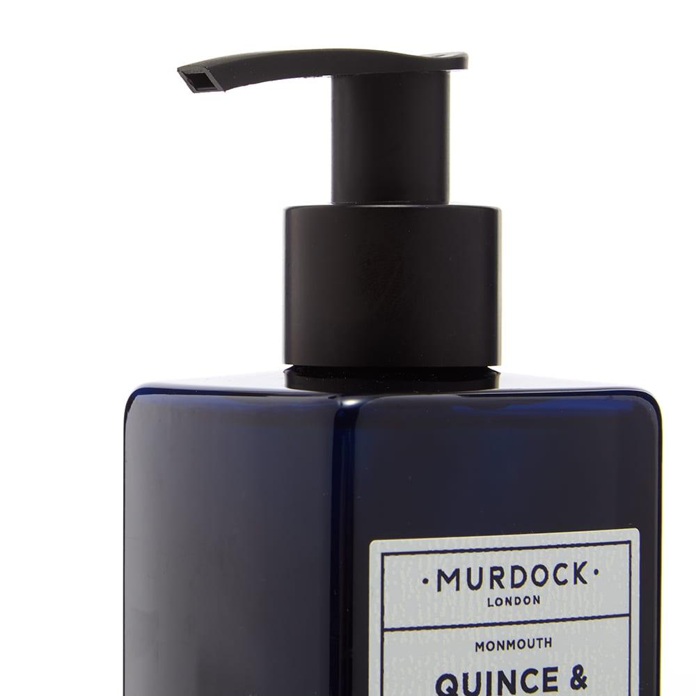 Murdock London Monmouth Quince & Oakmoss Shampoo - 250ml