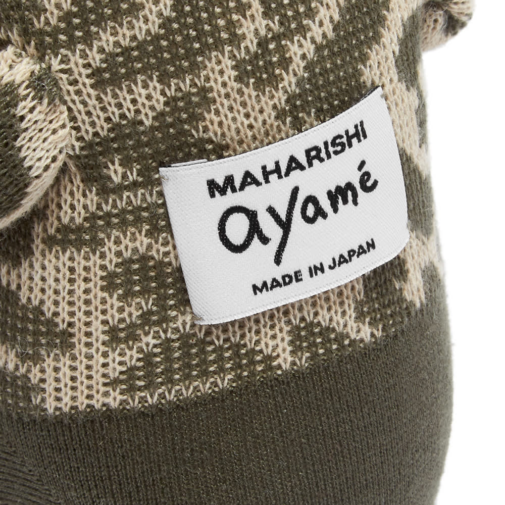 Ayame Socks X Maharishi Limited Edition Monbears - Multi