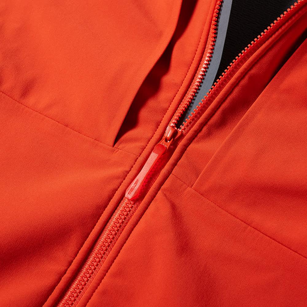 Arc'teryx Gamma MX Softshell Hooded Jacket - Dynasty