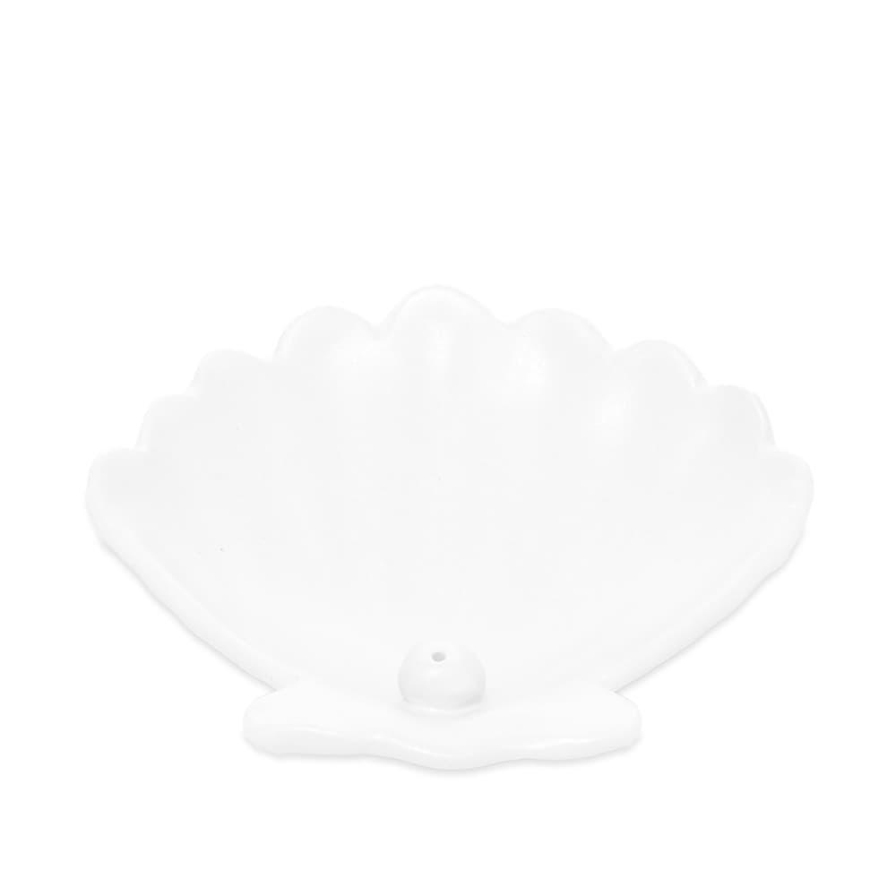 Mellow Ceramics Sea Shell Incense Burner - Porcelain