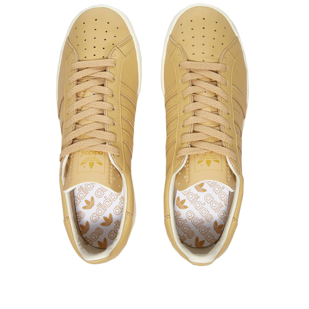 Adidas Earlham - Hazy Beige, Off White & Gold
