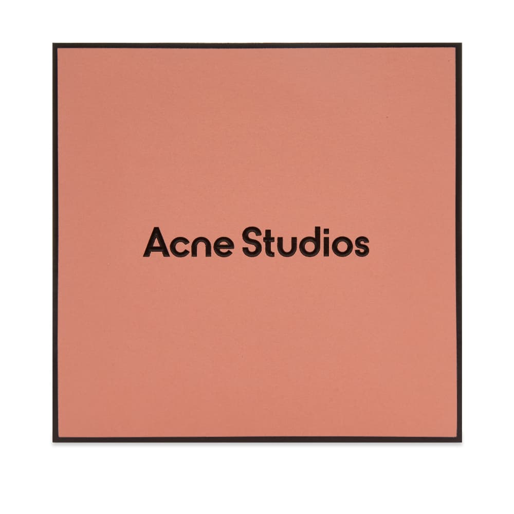 Acne Studios Aorangi Belt - Black
