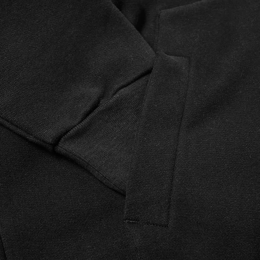 Acne Studios Fennis Evil Face Hoody - Black