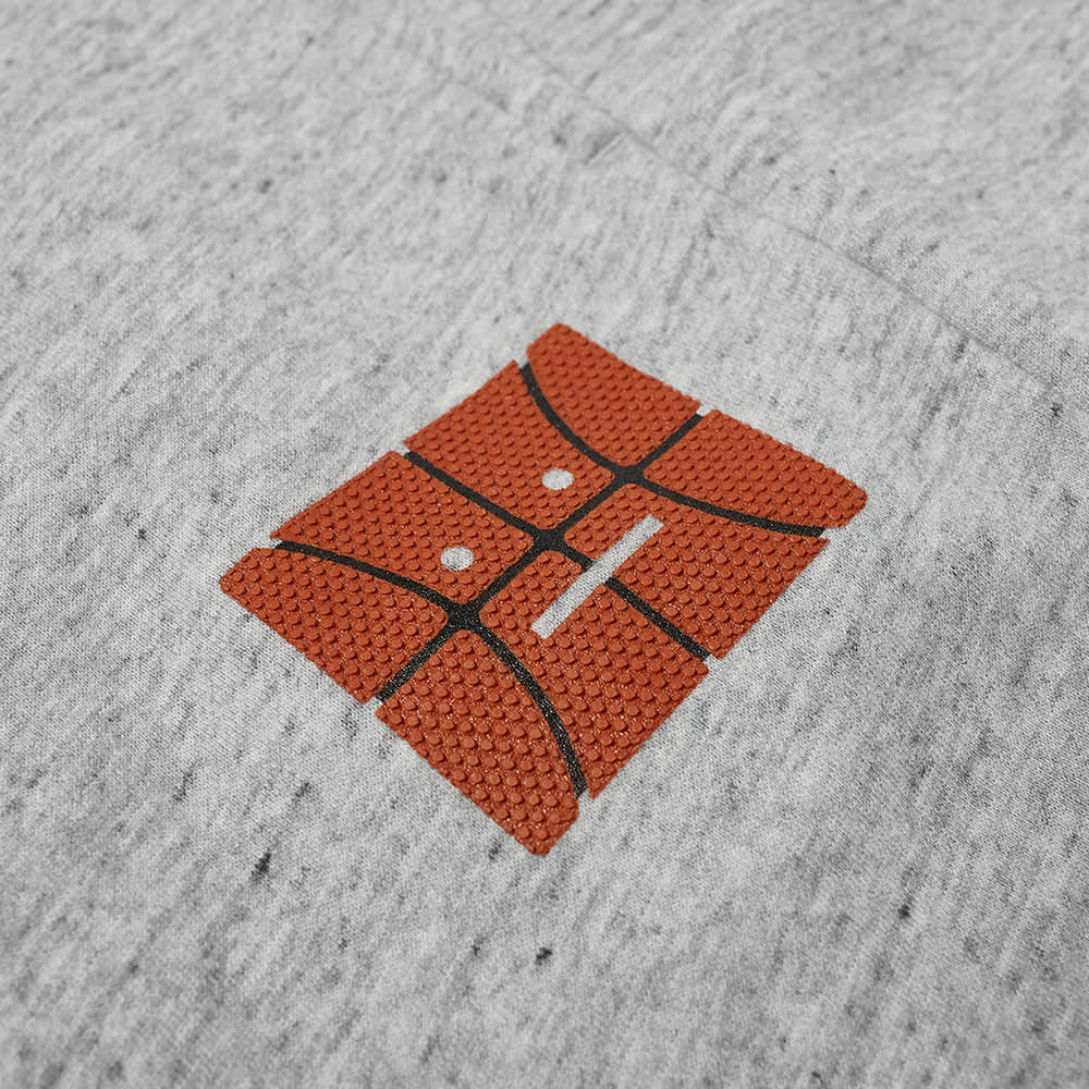 Acne Studios Frack Basketball Face Sweat Pant - Marble Grey Melange