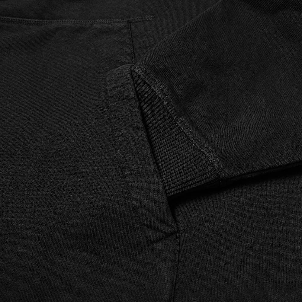 Acne Studios Franklin Stamp Hoody - Black