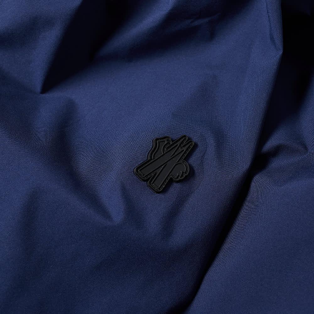 Moncler Grenoble Villair Shell Ski Jacket - Navy