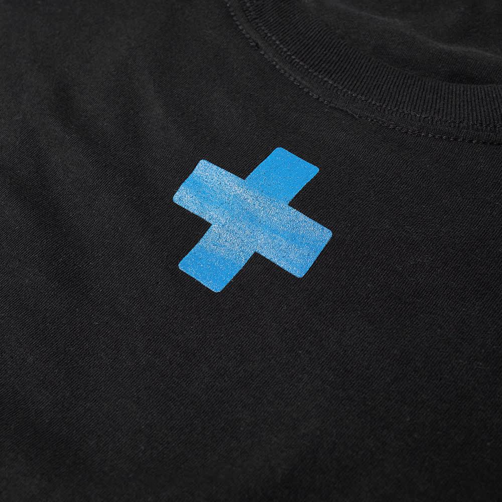 PLACES+FACES Logo Tee - Black & Blue