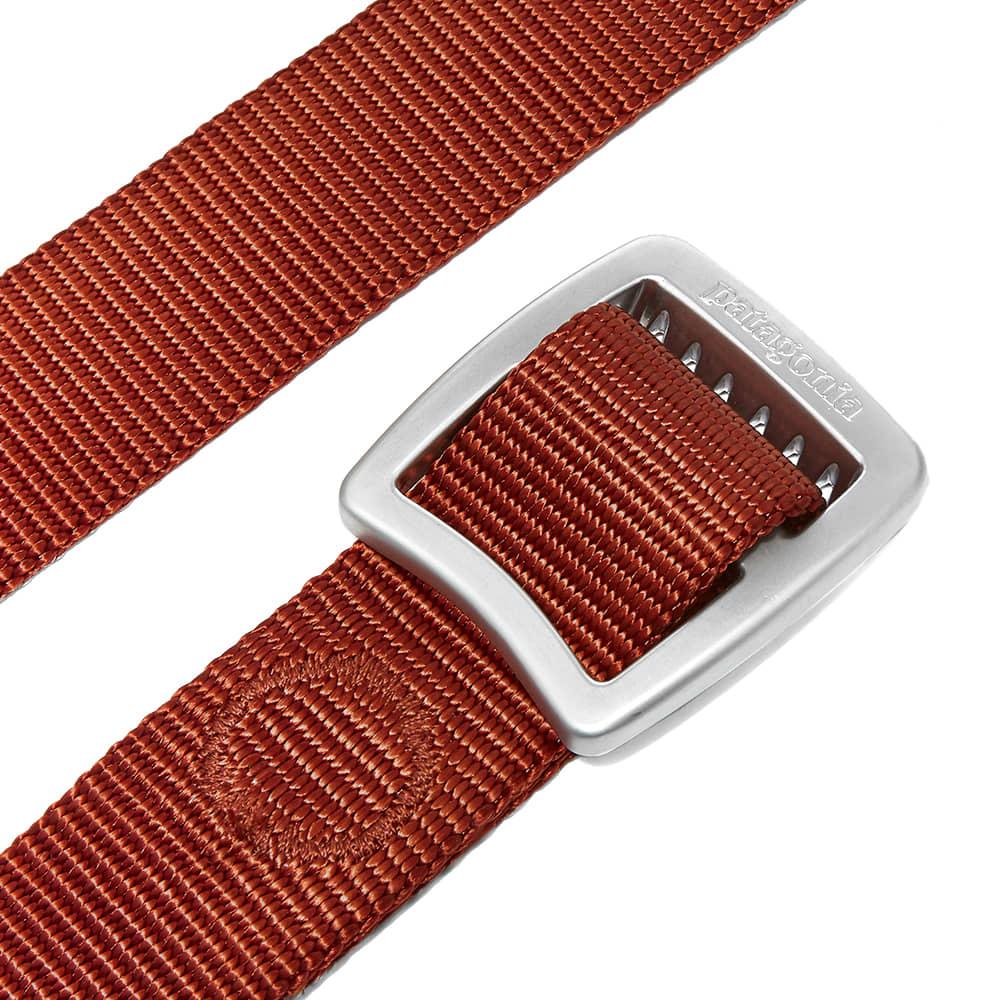 Patagonia Tech Web Belt - Barn Red