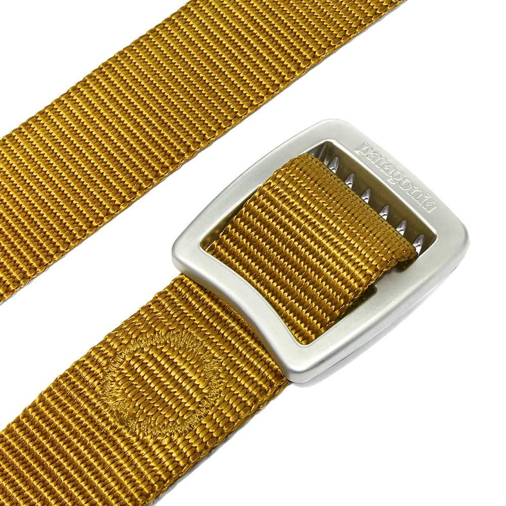 Patagonia Tech Web Belt - Mulch Brown