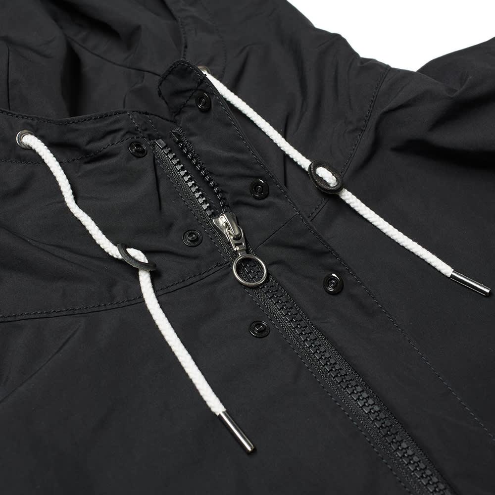 Nanamica Two-Tone Cruiser Jacket - Black & Navy
