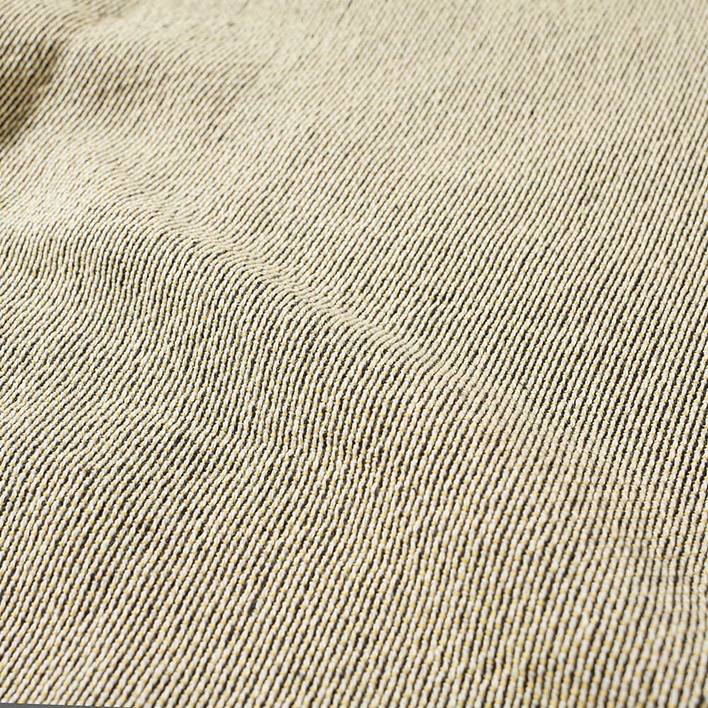 Viso Project Tapestry Blanket V73 - Cream & Black
