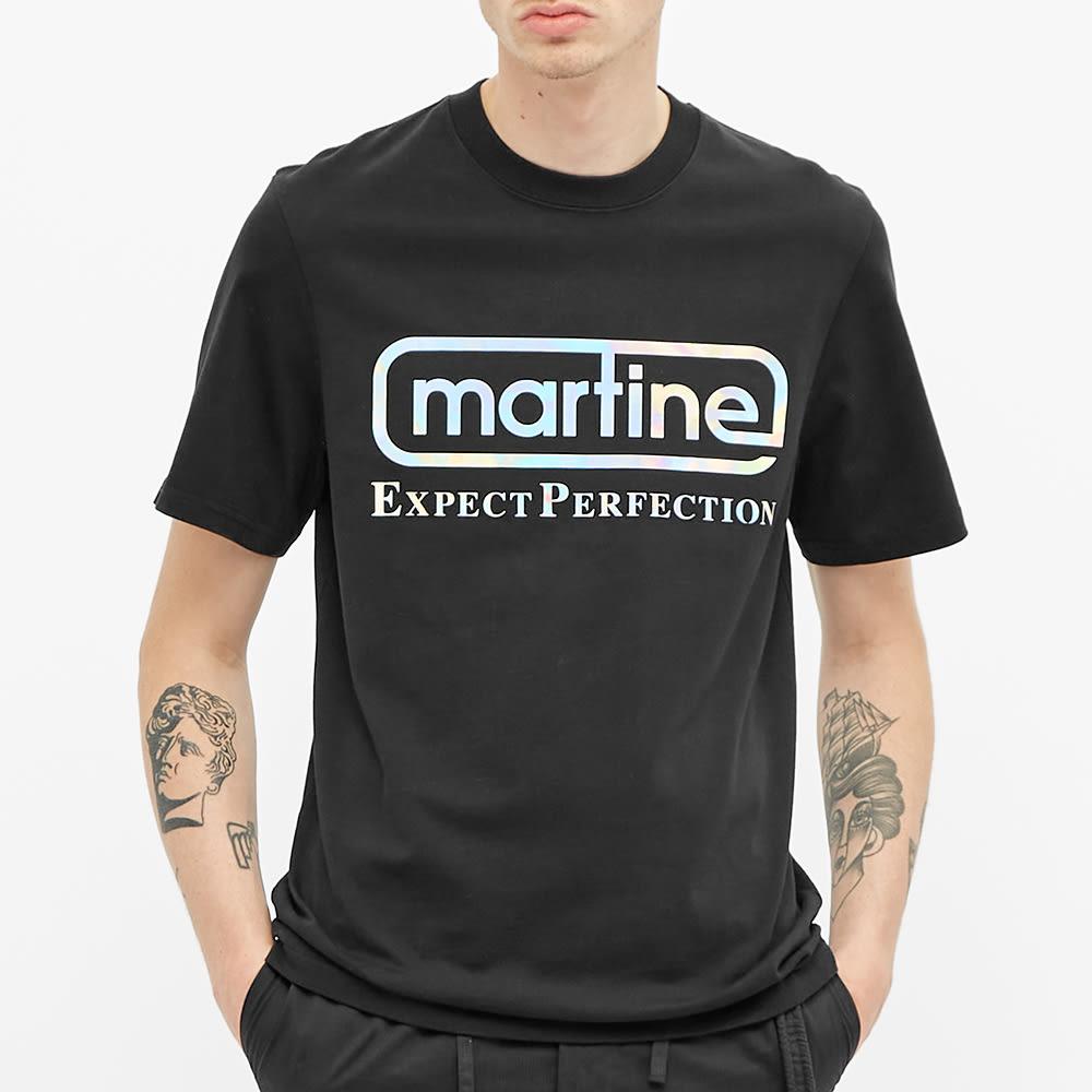 Martine Rose Perfection Tee - Black