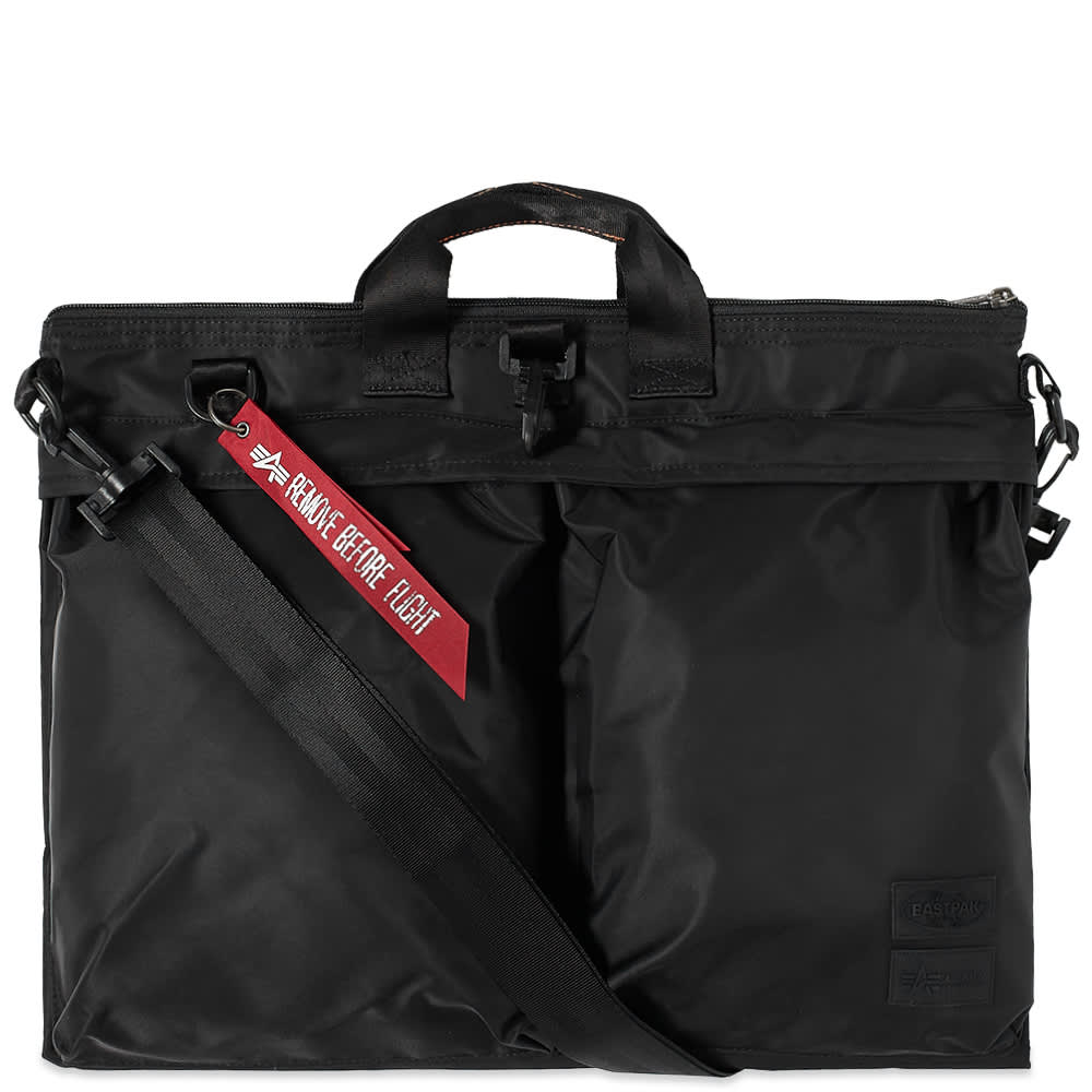 Eastpak x Alpha Industries Helmet Bag - Black