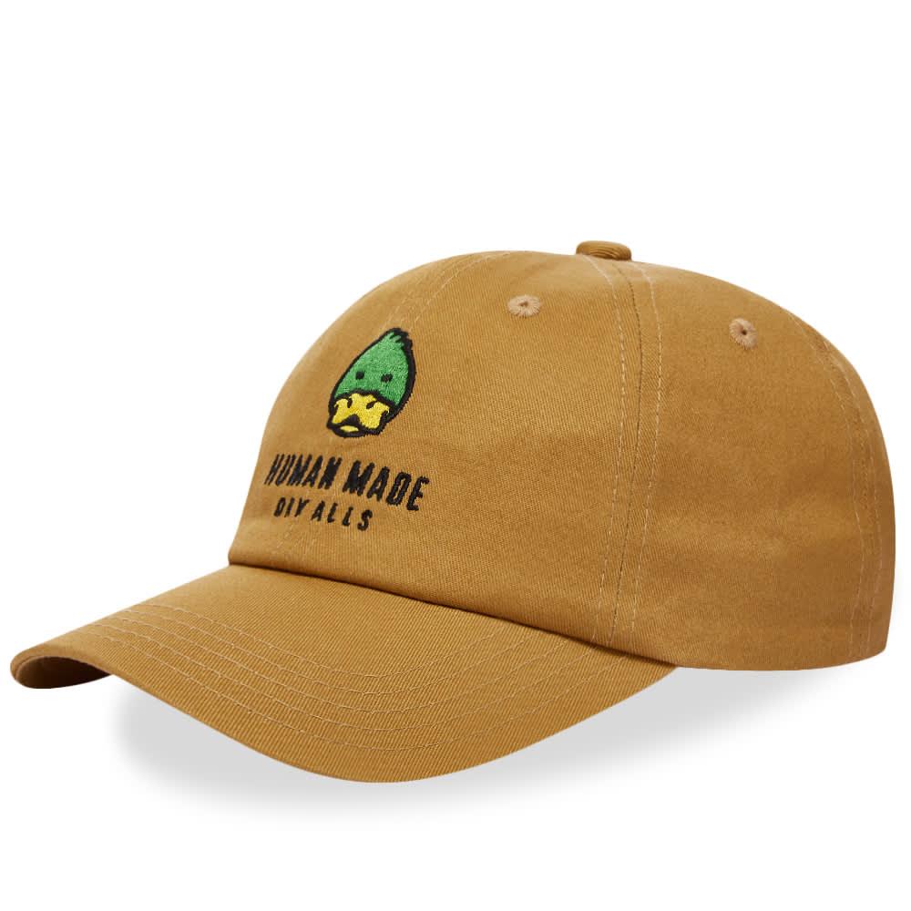 Human Made Duck Twill Cap - Beige