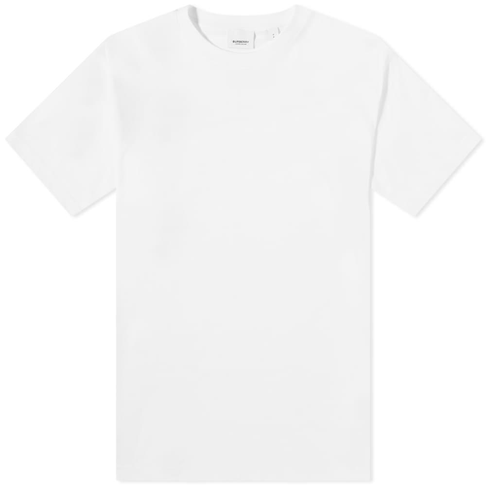 Burberry Cohen Address Logo Tee - White