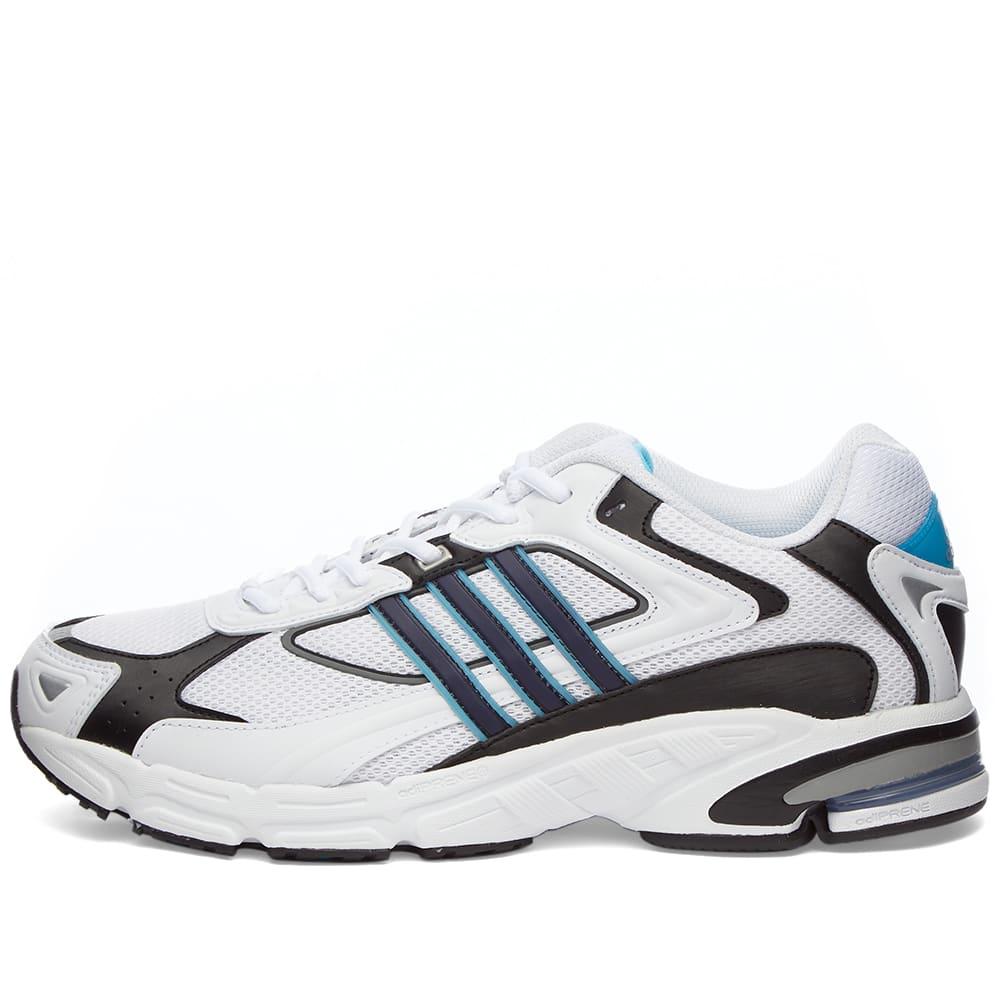 Adidas Response X - White, Navy & Black