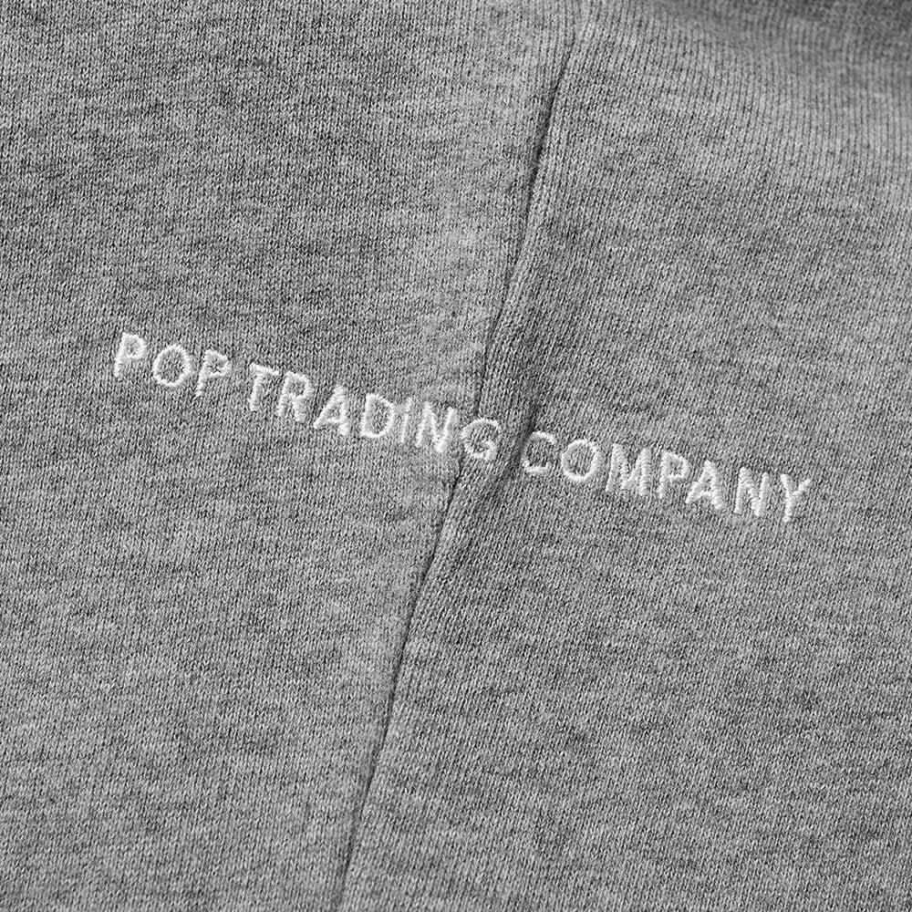 POP Trading Company Joost Swarte Crew Sweat - Heather Grey