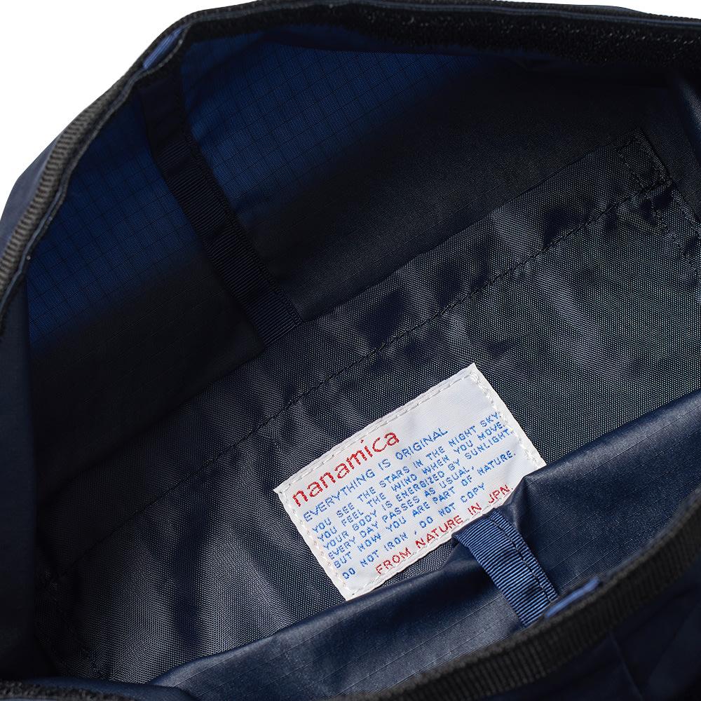 Nanamica Utility Shoulder Bag - Navy
