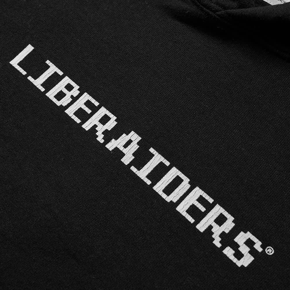 Liberaiders Bar Graph Hoody - Black