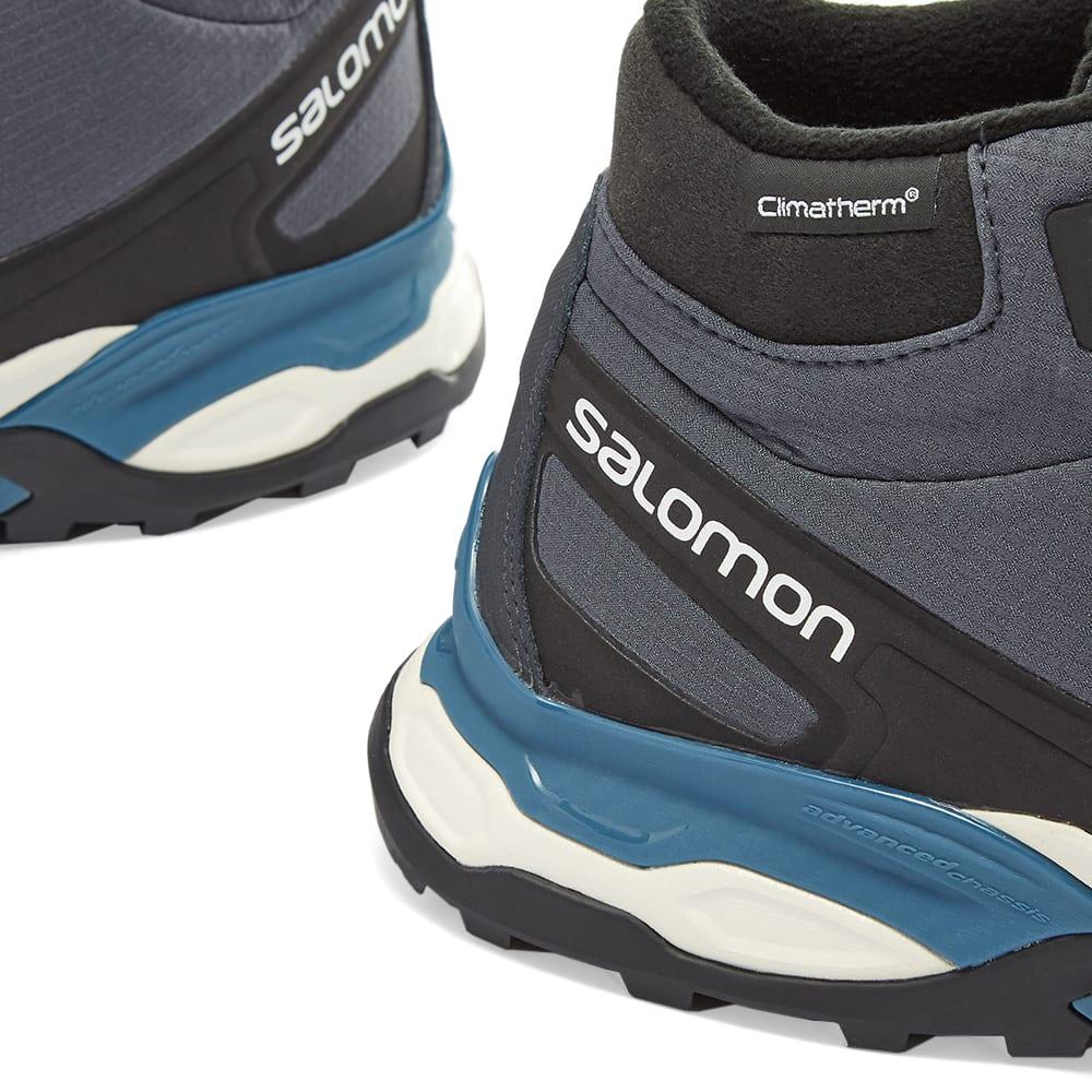 Salomon Shelter CSWP ADVANCED - Ebony, Phantom & Copen Blue