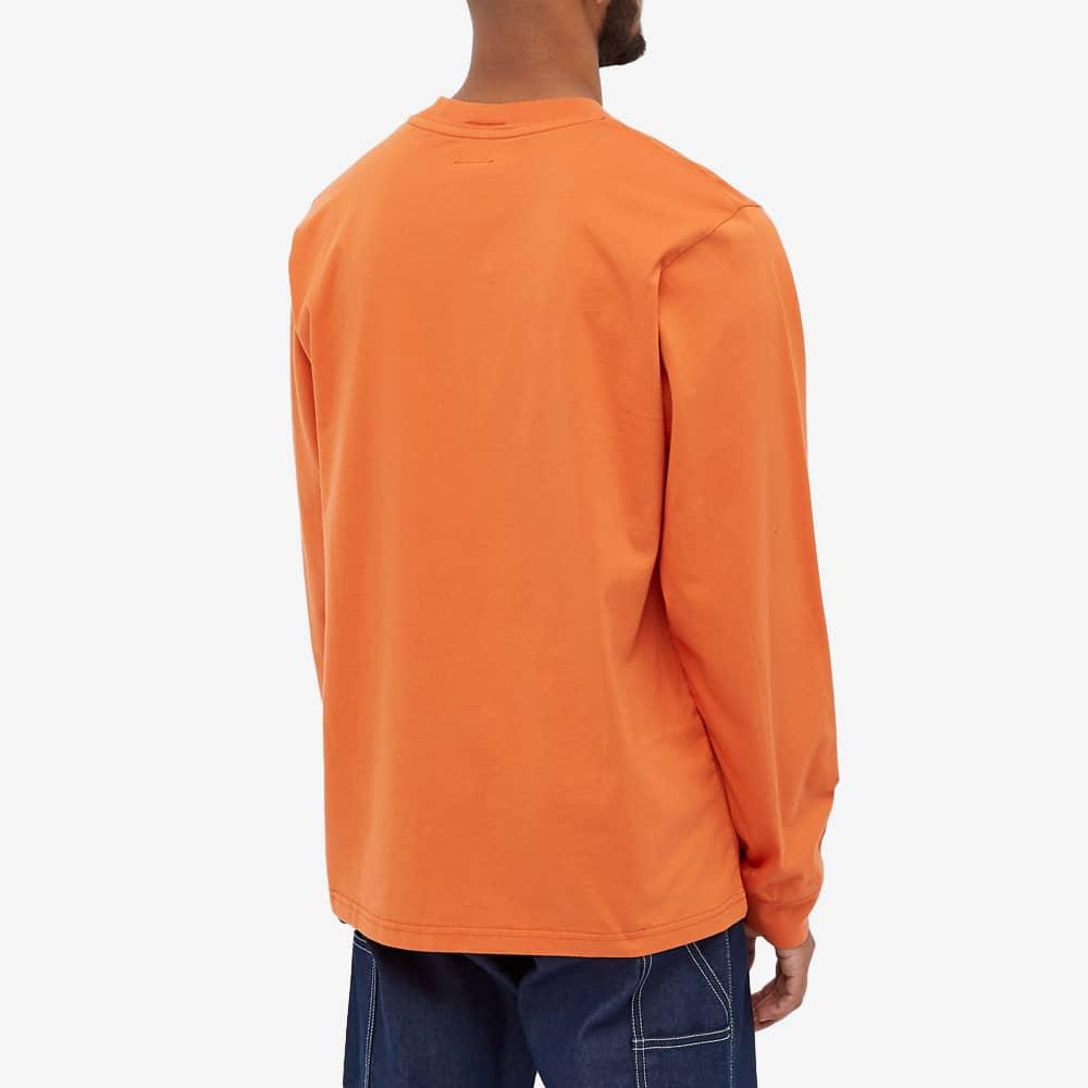 Heresy Long Sleeve Gloom Tee - Orange