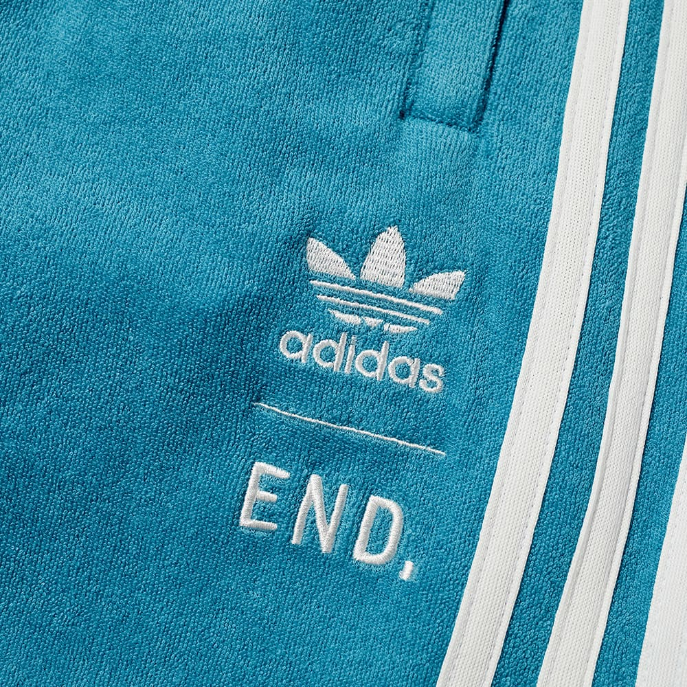 END. x Adidas Tennis Club Track Pants - Future Ocean