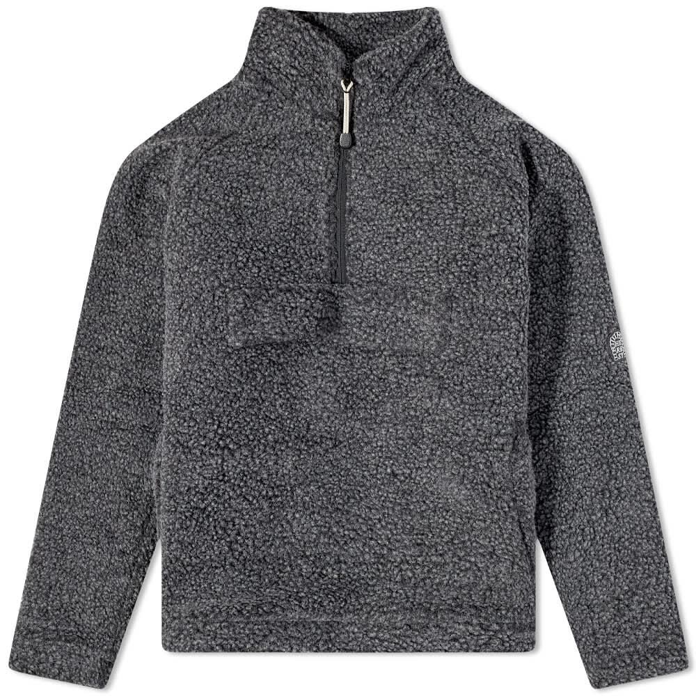 Heresy Centaur Quarter Zip Fleece - Black