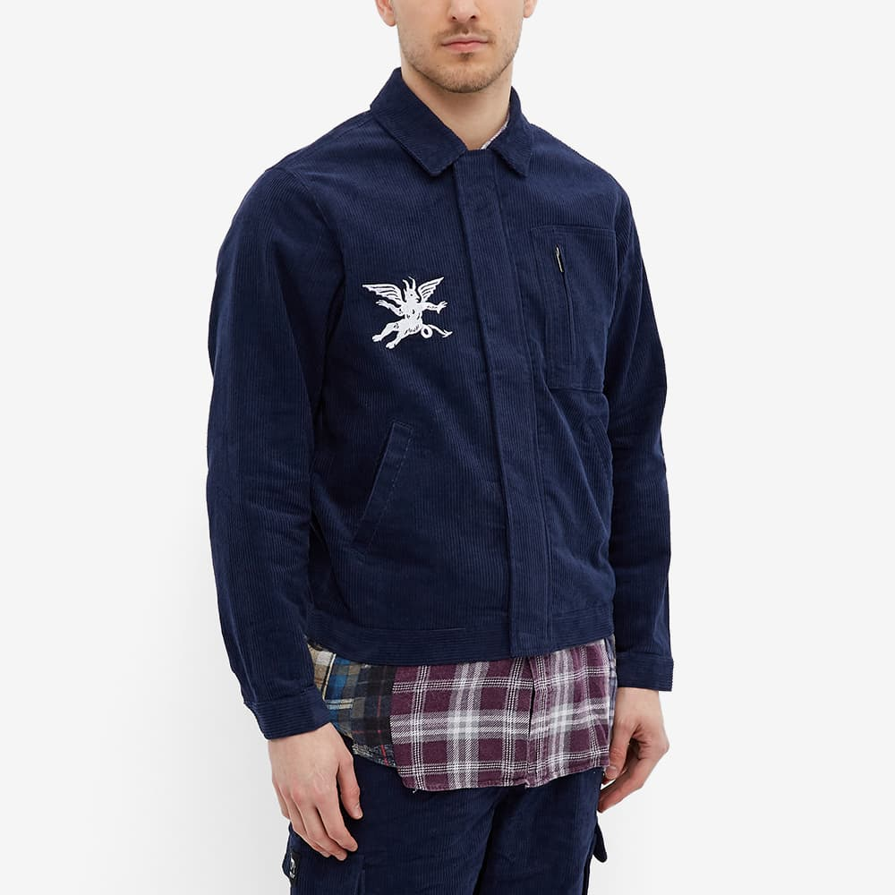 Heresy Demon Chore Jacket - Navy