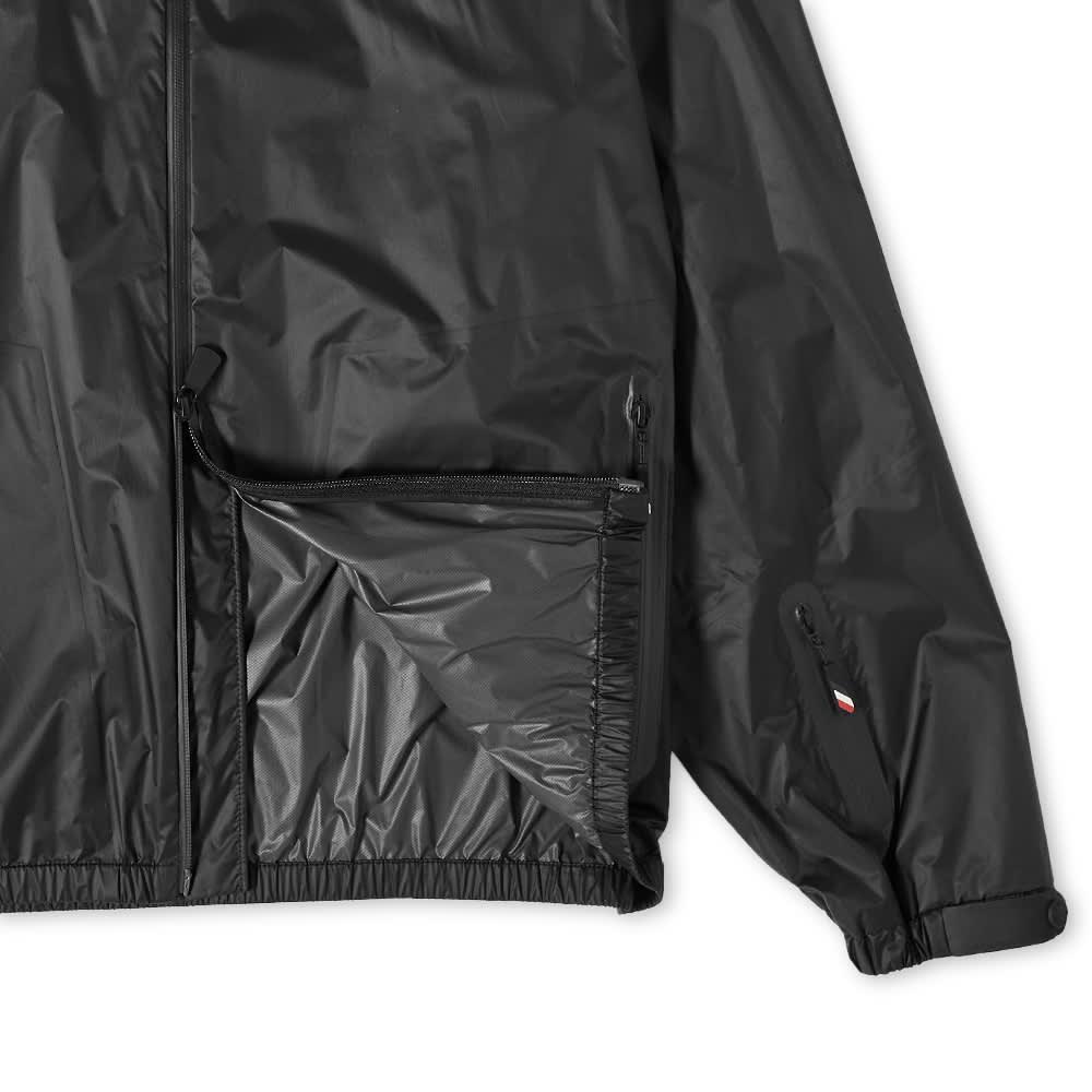 Moncler Grenoble Fiernaz Shell Jacket - Black