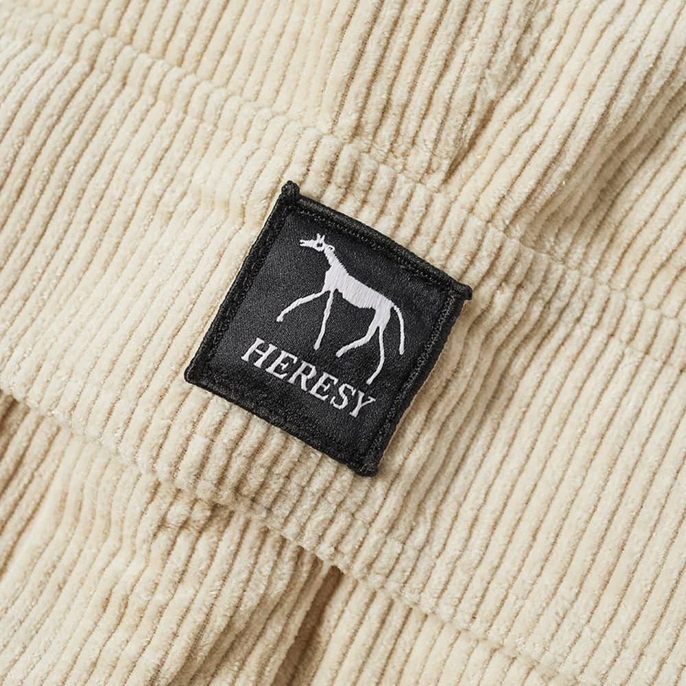 Heresy Cord Utility Trouser - Putty