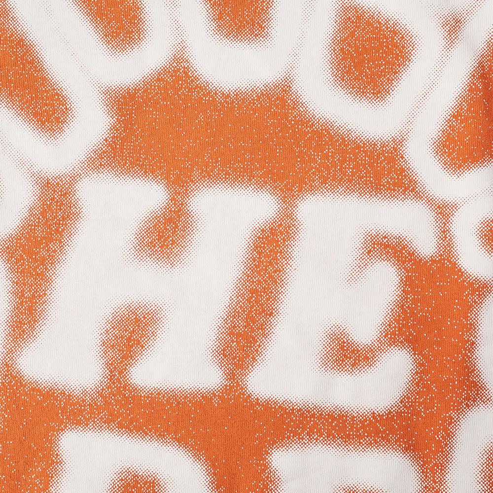 Heresy Long Sleeve Us Folk Tee - Orange
