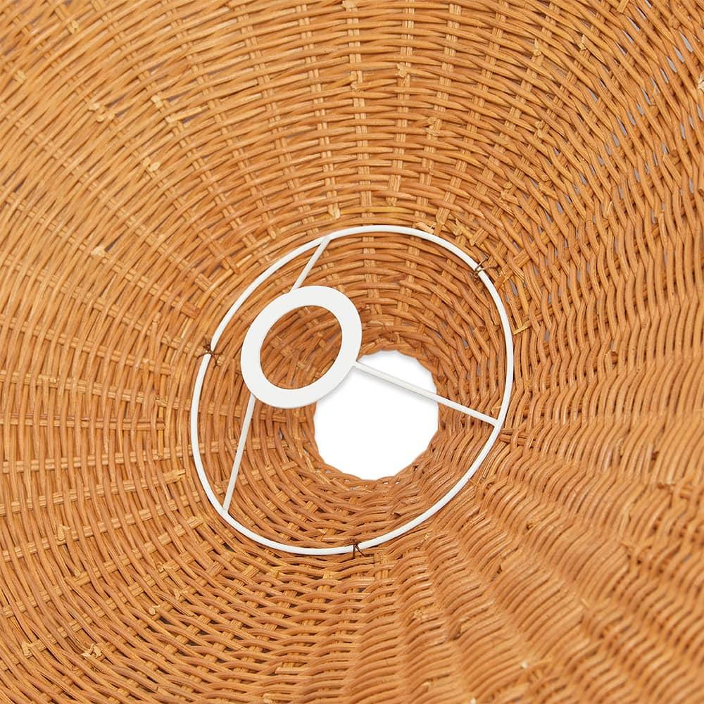Ferm Living Dou Lampshade Ø90 - Natural