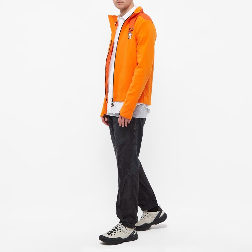 Moncler Grenoble Zip Through Knit - Orange