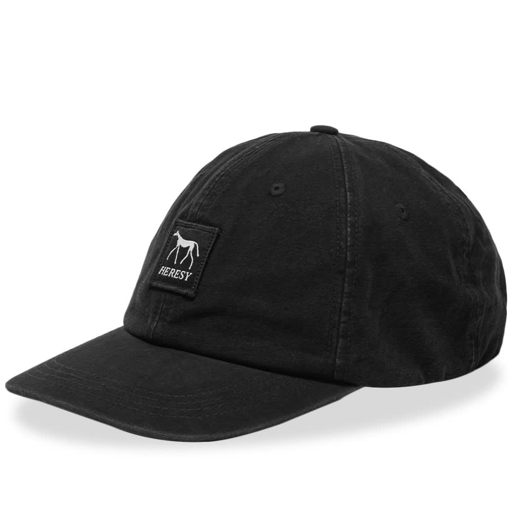 Heresy Pewsey Cap - Black