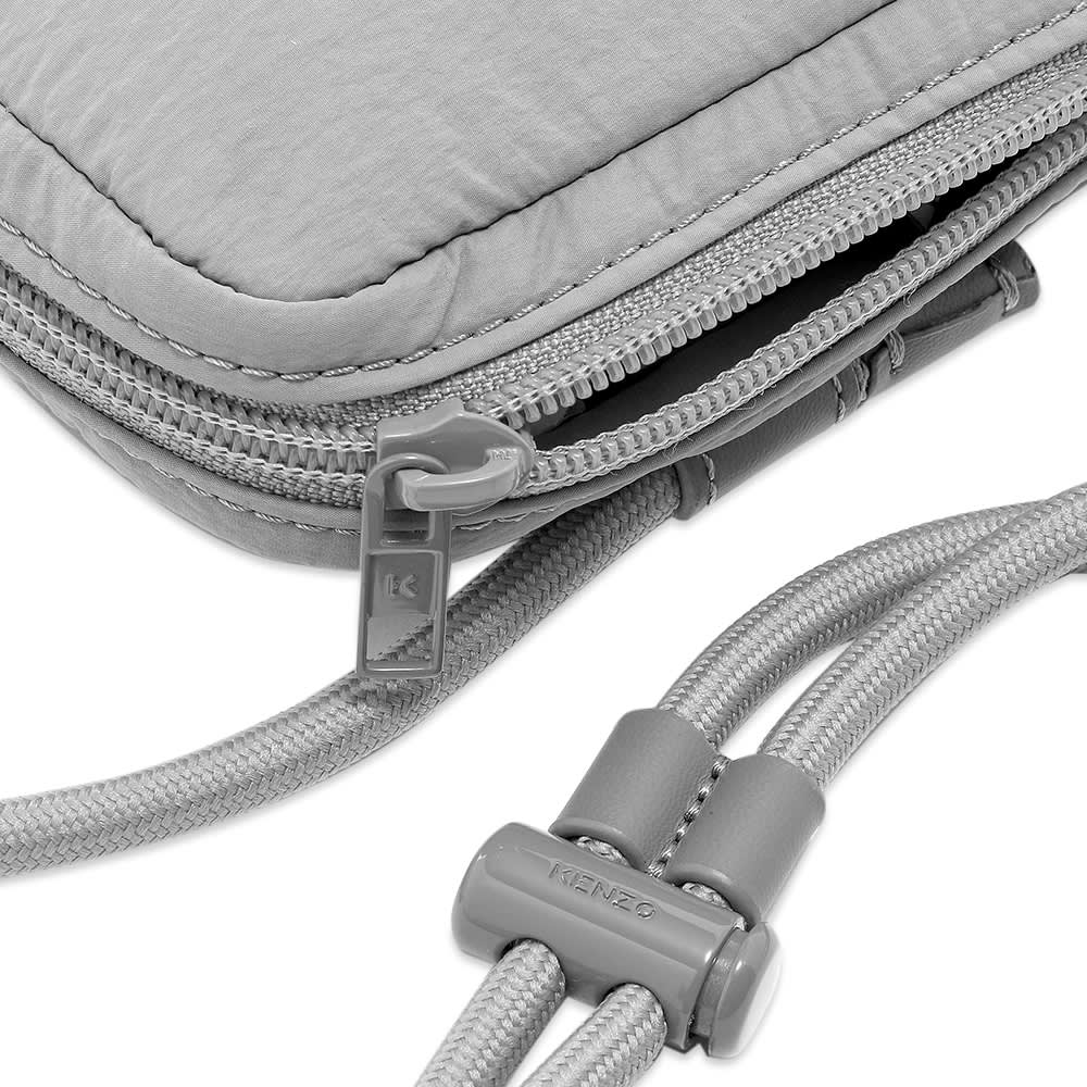 Kenzo Phone Holder On Strap - Misty Grey
