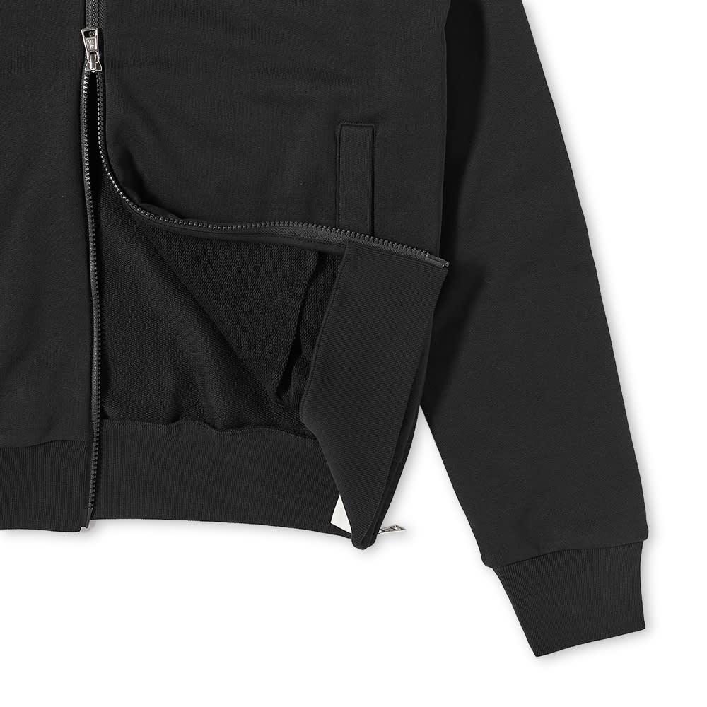 Moncler Logo Track Jacket - Black