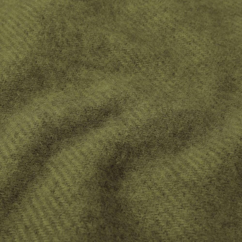 Klippan Gotland Wool Throw - Green