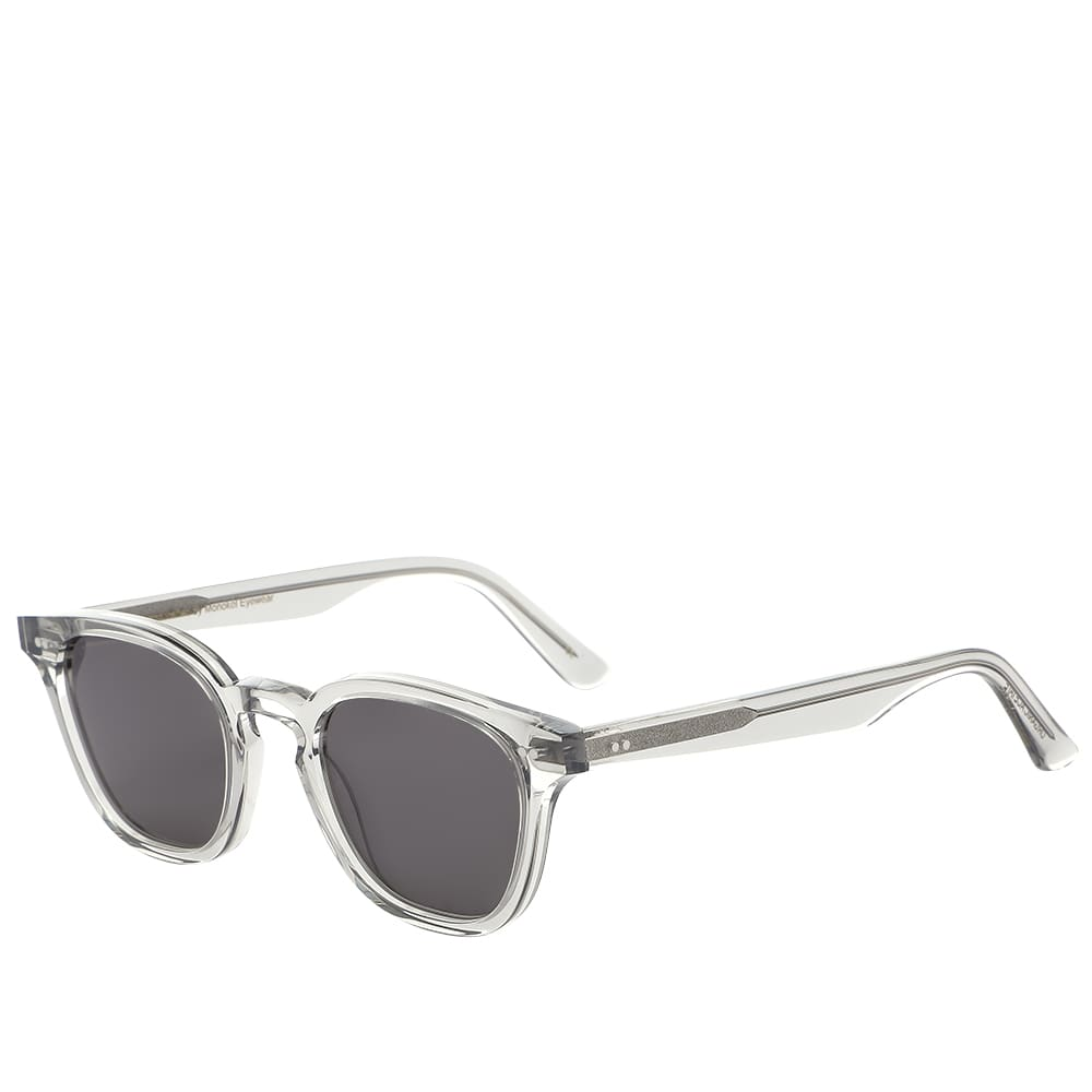 Monokel Nelson Sunglasses - Black & Grey Havana