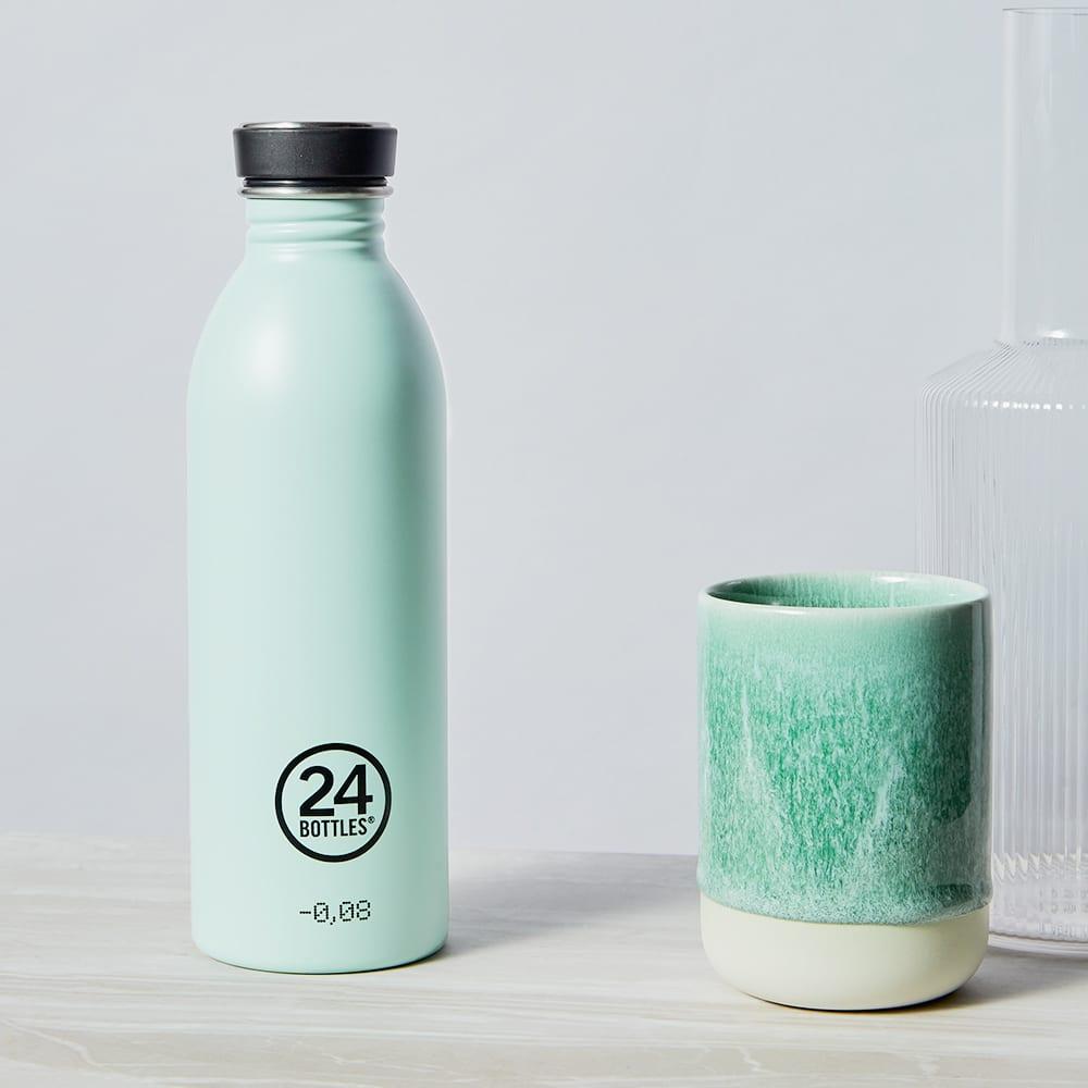 24 Bottles Urban Bottle - Cloud Blue 500ml