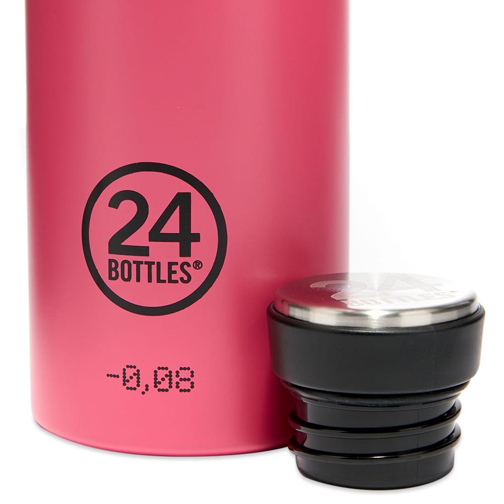 24 Bottles Urban Bottle - Passion Pink Satin 500ml