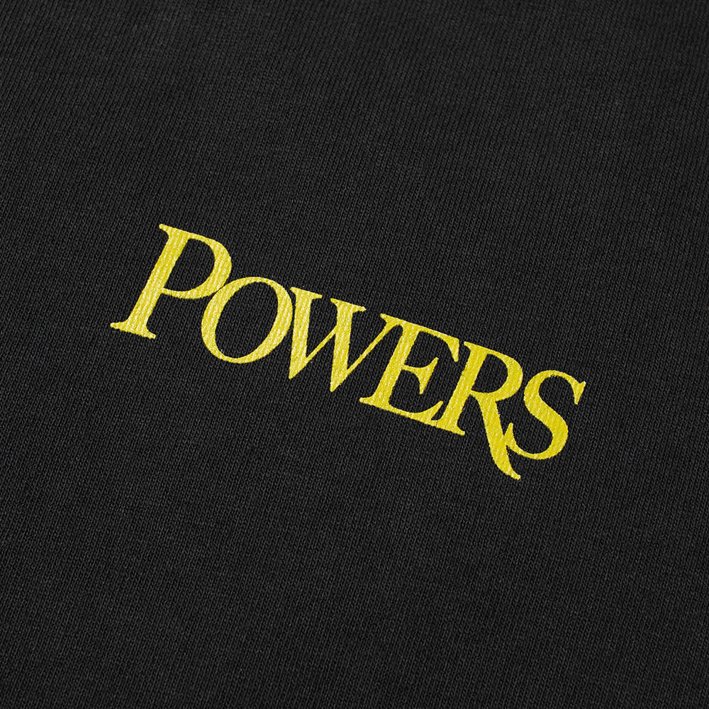 POWERS Hell on Earth Tee - Black