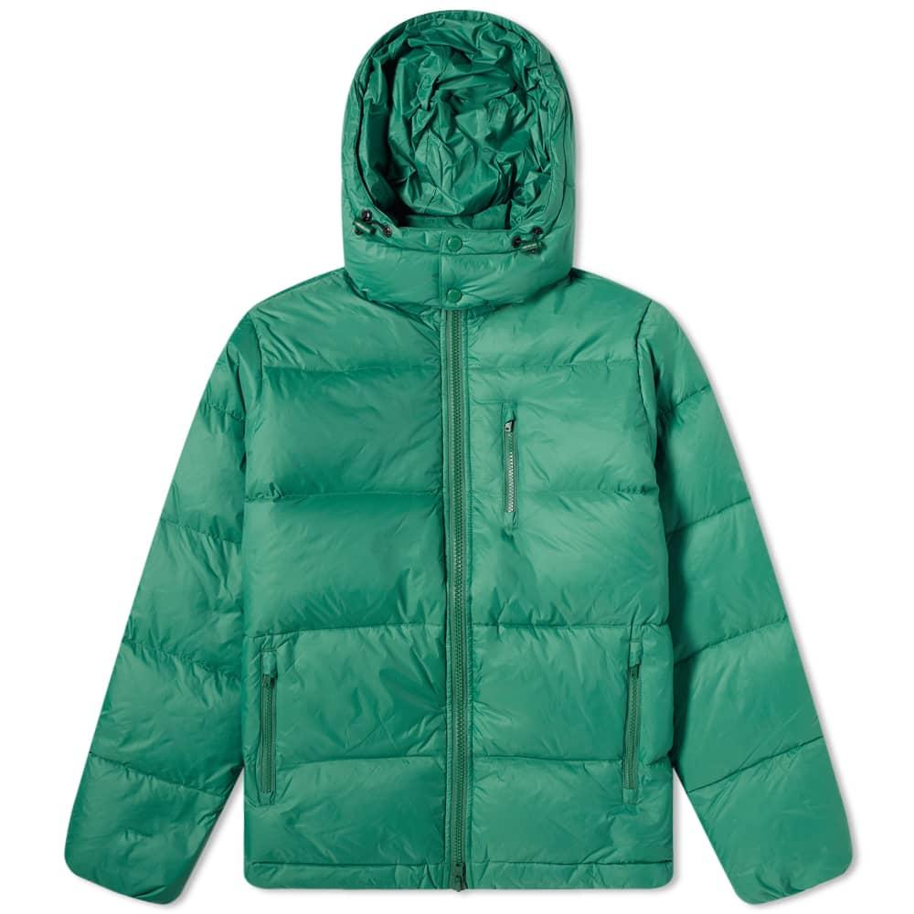 Aimé Leon Dore Core Hooded Jacket - Evergreen