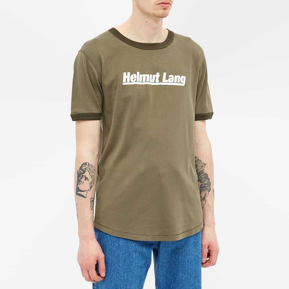 Helmut Lang Retro Base Layer Tee - Naval Green